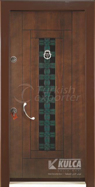 E-8021 (PANEL STEEL DOOR )