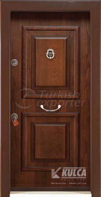 E-8014 ( Panel Steel Door )