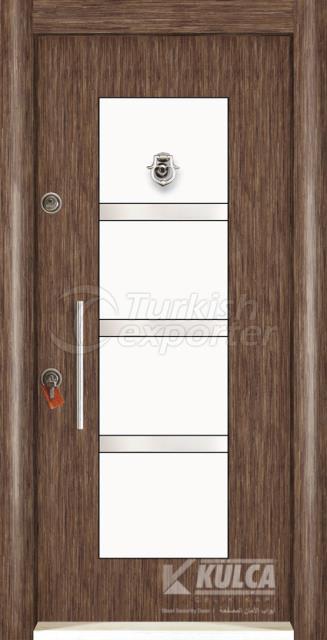 Y-1290 (LAMİNATE STEEL DOOR)
