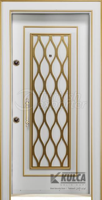 Z-9044 (Exclusive Steel Door)
