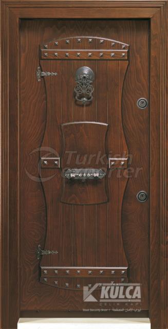 Z-9037 (Exclusive Steel Door)