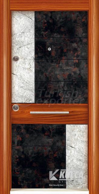 Y-1229 (LAMİNATE STEEL DOOR)