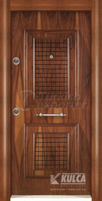 Exclusive Steel Door Z-9028
