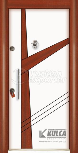 Y-1293 (LAMİNATE STEEL DOOR)