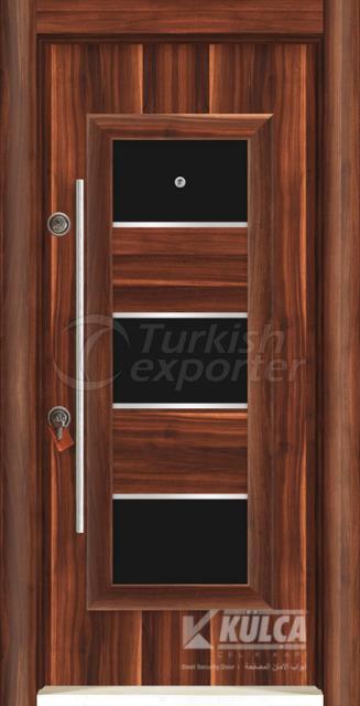Z-9075 (Exclusive Steel Door)