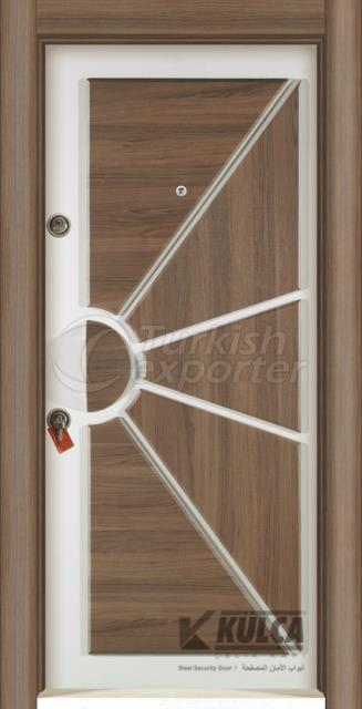 Z-9021 (Exclusive Steel Door)