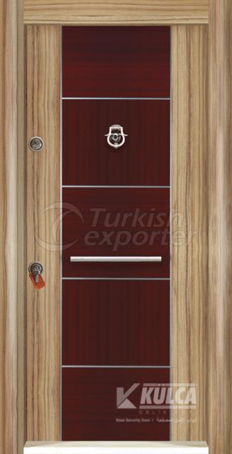 Y-1295 (LAMİNATE STEEL DOOR)