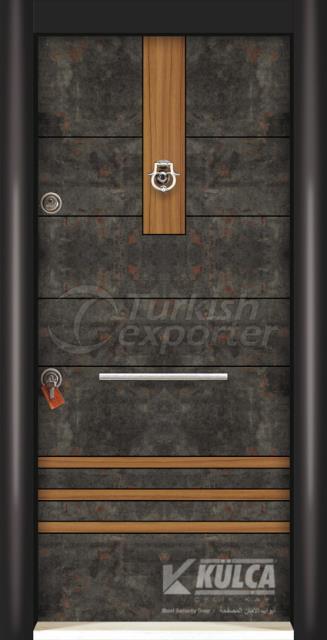 Y-1251 (LAMİNATE STEEL DOOR)