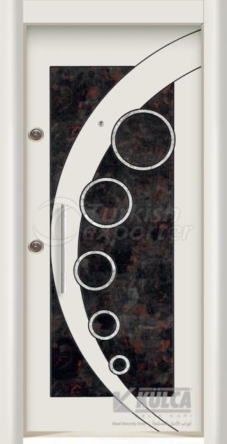 Y-1225 (LAMİNATE STEEL DOOR)