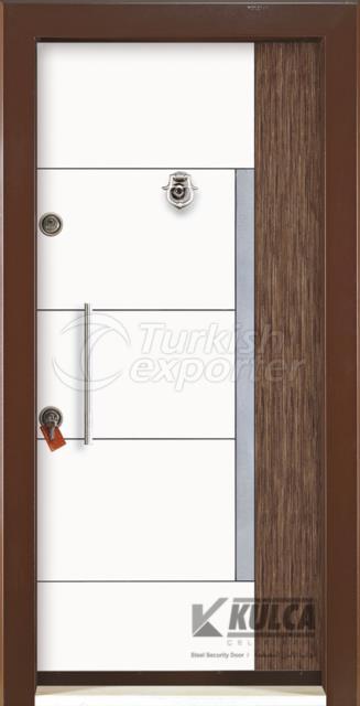 Y-1309 ( LAMİNATE STEEL DOOR )