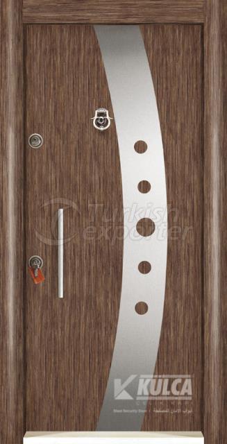 Y-1297 ( LAMİNATE STEEL DOOR )