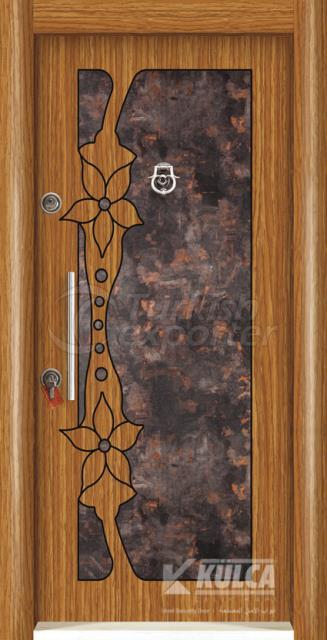Y-1202 (LAMİNATE STEEL DOOR )