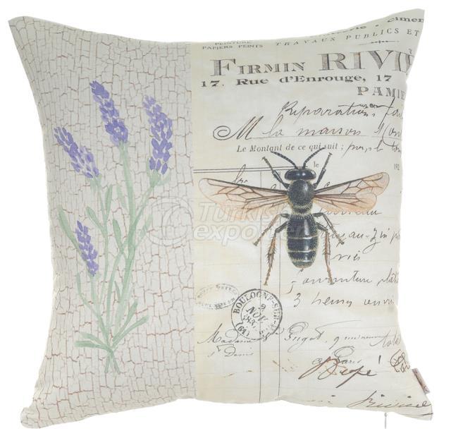 Lavander violet pillowcase