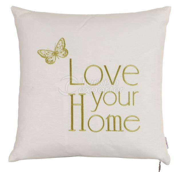 Love your home embroidery
