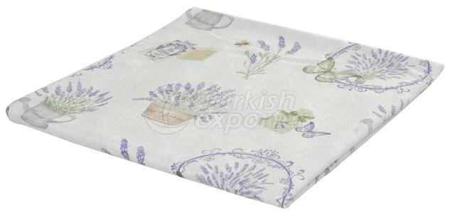 table cloth lavander