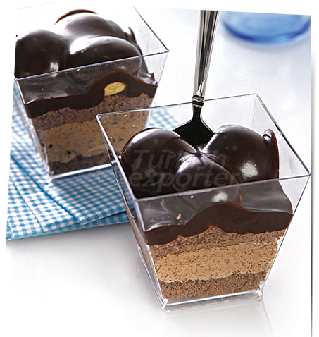 Profiterole Cupcake