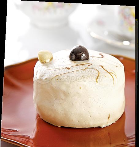 Cupcake With Hazelnut