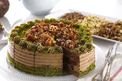 Crunchy Cake