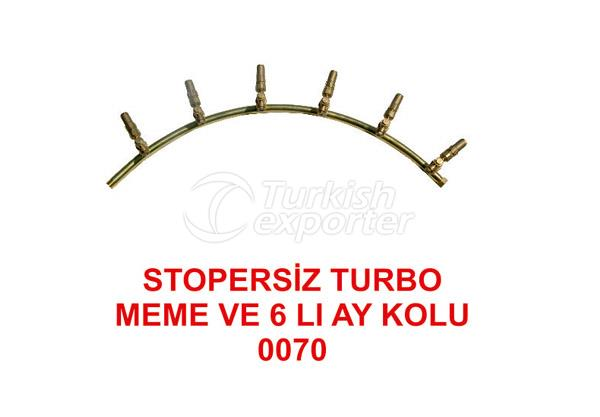 Turbo Nozzle Parts