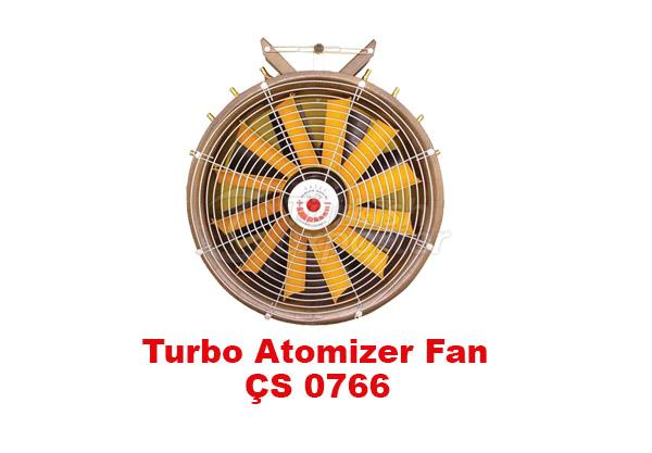 Turbo Atomizer Fan