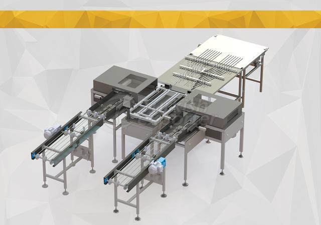 Twin Wafer Cutting Machine