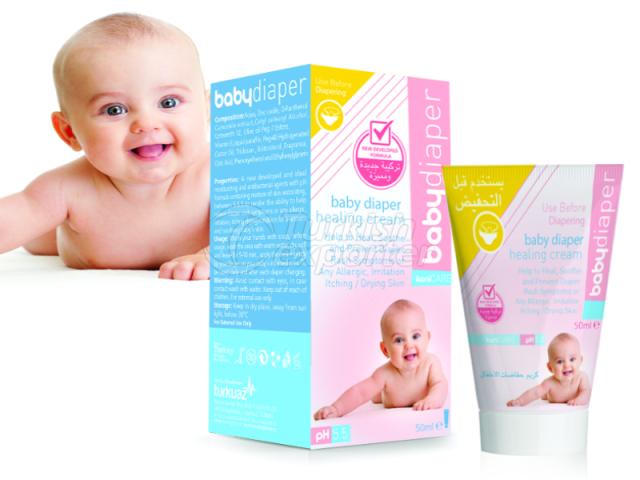 Baby Diaper Healing  Cream