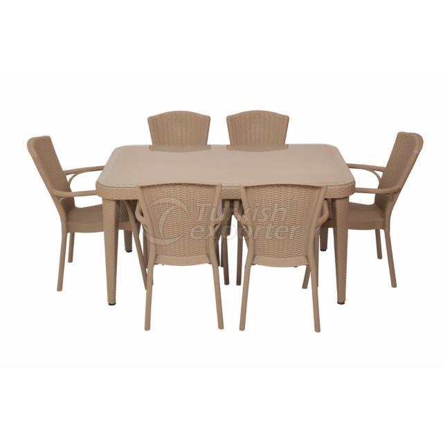 Chair and Tables Osaka - Royal Coffee