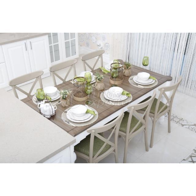 Chair Capri Composition