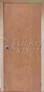 Veneered Wooden Door LK 106