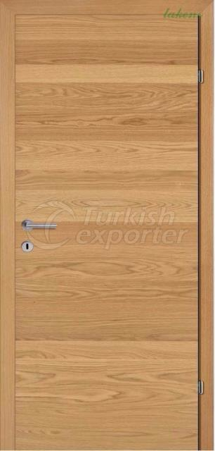 Veneered Wooden Door LK 111
