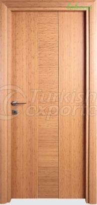 Veneered Wooden Door LK 109