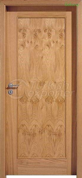 Veneered Wooden Door LK 115