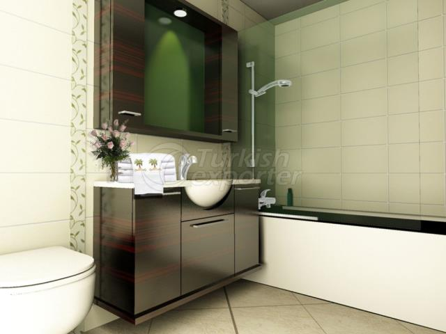 Bathroom Decorations LAKENS 5002