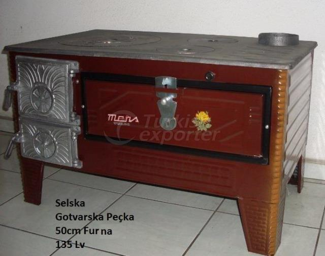 50 Brick Cooking Stove