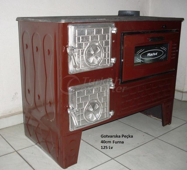 Whole Side Cooking Stove