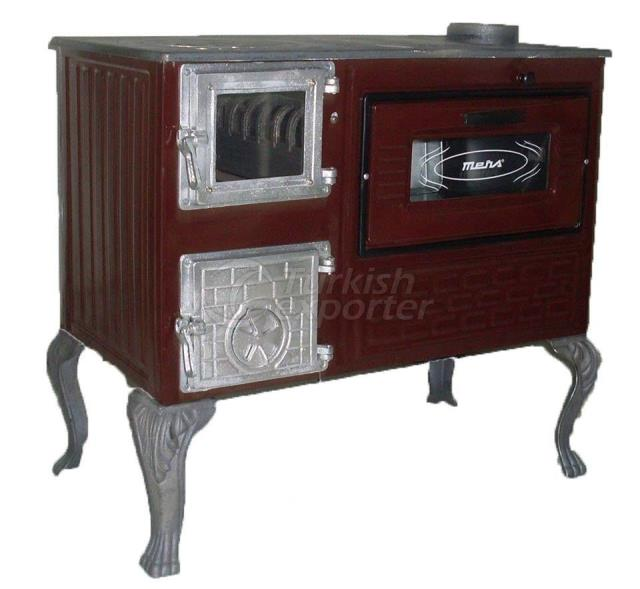 Cast Foot 40 Brick Cooking Stove