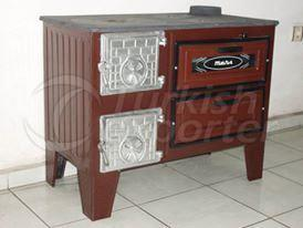 Double Tray 40 Brick Cooking Stove