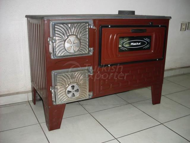 47 Brick Cooking Stove