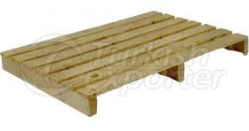 Square Timber Pallets