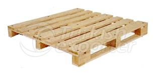 Four Way Entry Pallets