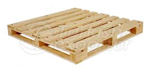 Four Way Closed Pallets