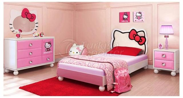 Young Rooms  Hello Kiti Model