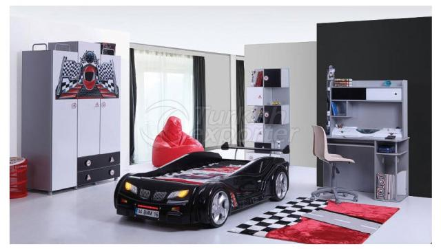 Young Rooms My Car Black model