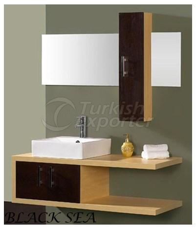 Bathroom Cabinet Blacksea