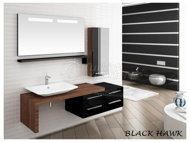 Bathroom Cabinet Blackhawk