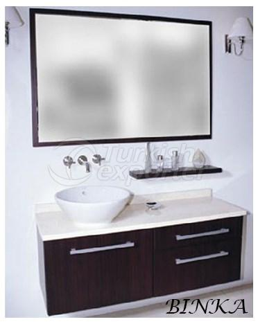 Bathroom Cabinet Binka