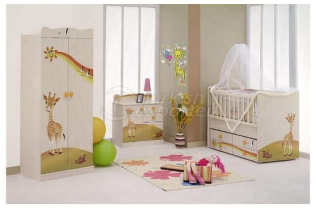 Baby Rooms Lulu Model