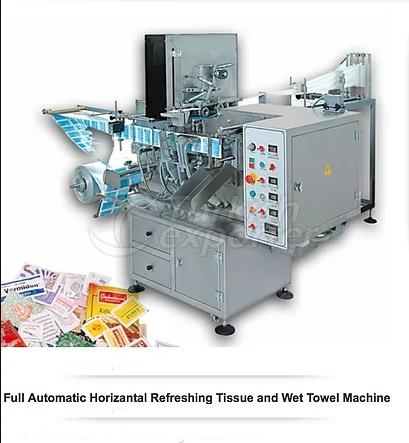 Refreshing Tissue and Wet Towel Machine