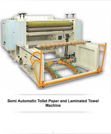 Toilet Paper - Paper Towel Machine