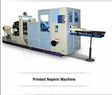 Printed Napkin Machine